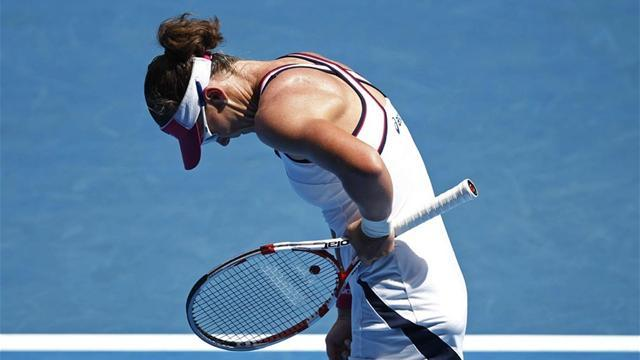 Tennis - Stosur hopes to put lean year behind her
