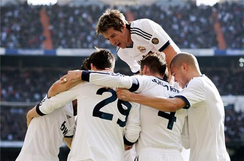 Real Madrid triumph in El Clasico