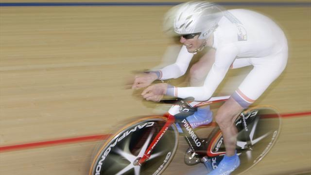 Cycling - European track champion Kaikov sacked for doping