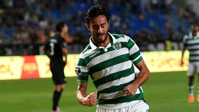 Aquilani leaves Sporting for Pescara