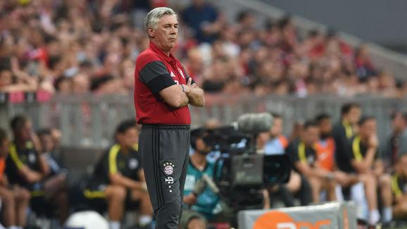 Bayern Boss Carlo Ancelotti: Physical Condition Is More Important Than Results