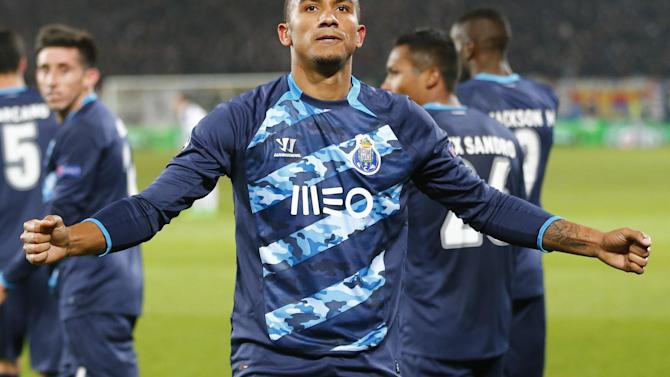 Liga - Danilo to Real Madrid: FC Porto have made £517m in player sales since 2004/05