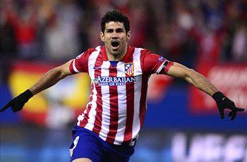 Chelsea close in on £35m Diego Costa deal