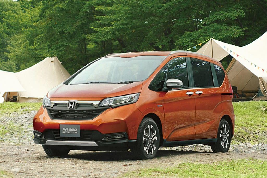 2019東京車展前瞻:全面迎戰 Sienta,Honda Freed/Freed+ 小改款新增 CROSSTAR 正式發售!