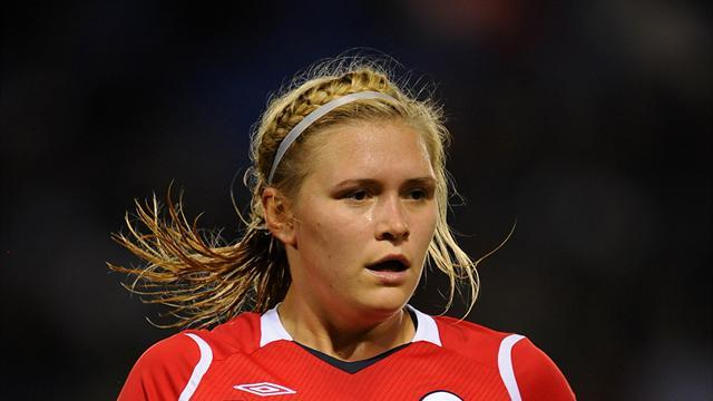 Women's Euro - Pardese nets own goal as Norway oust Spain
