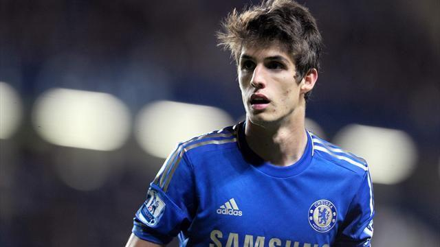 Football - Piazon hits out at Chelsea team-mates