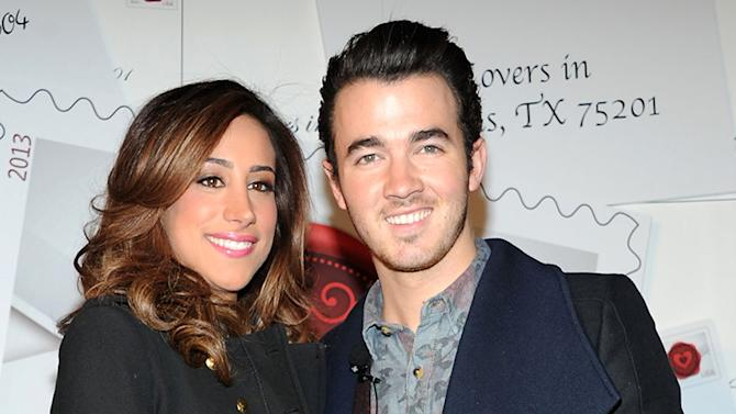 Kevin And Danielle Jonas 2013