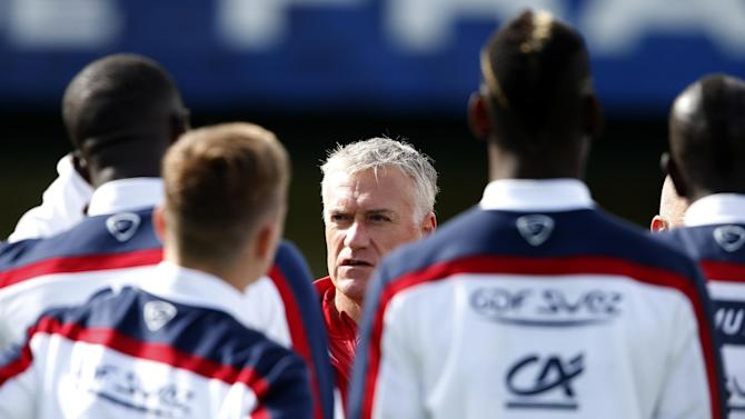 World Cup - France not ready for Brazil despite big win - Deschamps