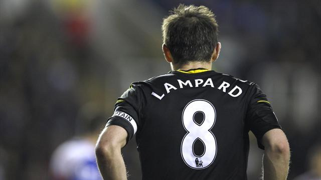 FA Cup - Lampard up for the cups
