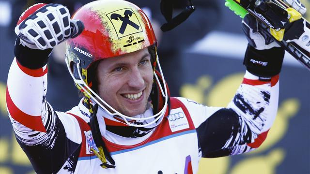 Alpine Skiing - 50 to watch: Hirscher ready to deliver in Sochi