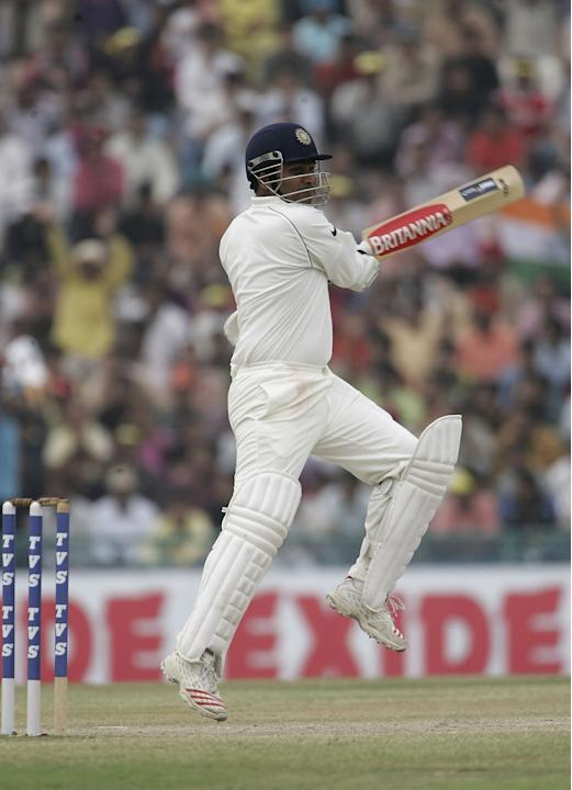 Second Test: India v England - Day Five