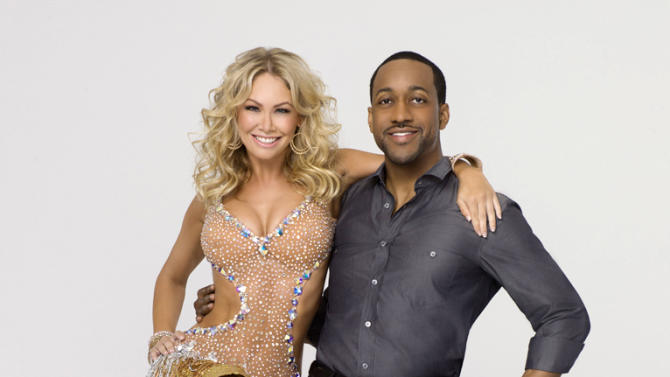 """Jaleel White teams with professional dancer Kym Johnson on Season 14 of """"Dancing With the Stars."""""""