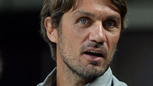 Serie A - Maldini: Milan has been destroyed