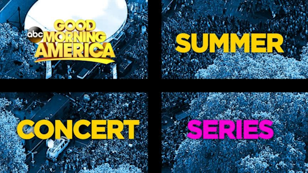 Good Morning Sunshine Yahoo Answers : Good morning america s fun in the sun summer concert