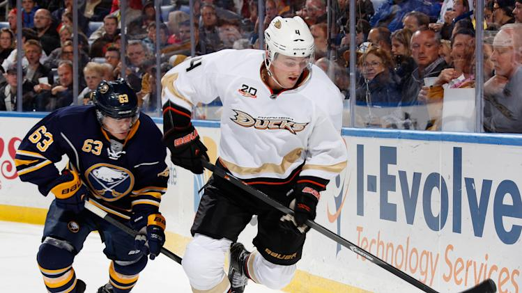 Anaheim Ducks v Buffalo Sabres