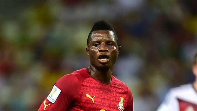 Scottish Premiership - Celtic sign Ghana winger Wakaso on loan