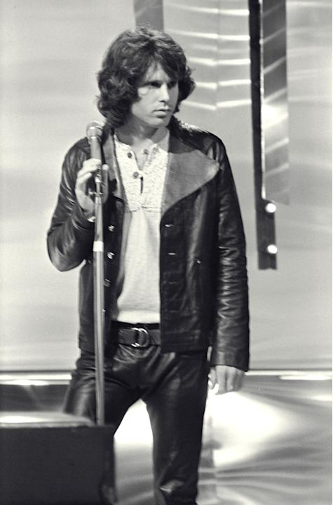 Do: study old photos of Jim Morrison