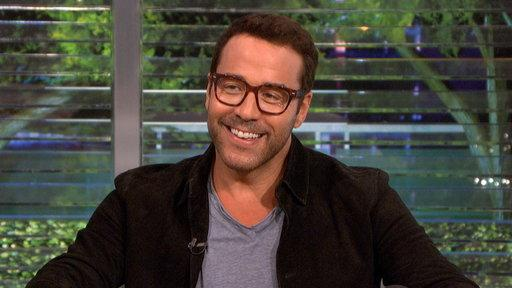 Jeremy Piven Talks Entourage Movie
