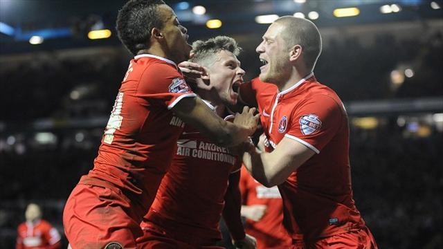 FA Cup - Church sends Charlton through, ends hopes of Steel City derby