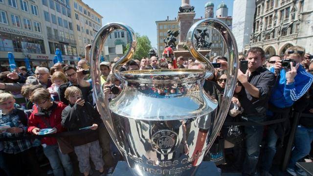 Champions League - Clubs happy with Champions, Europa Leagues