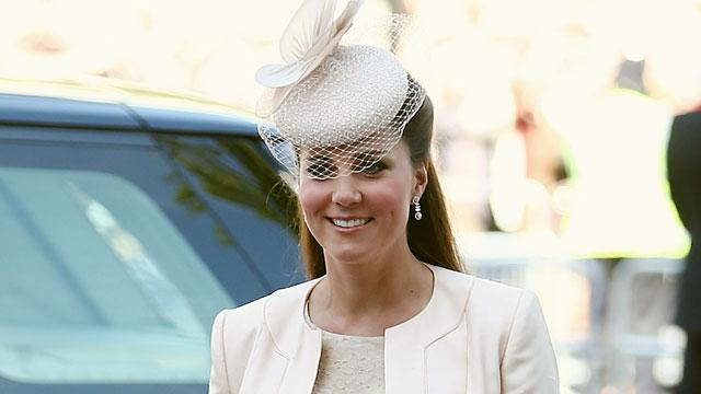 Kate to Make Last Public Appearance Next Week