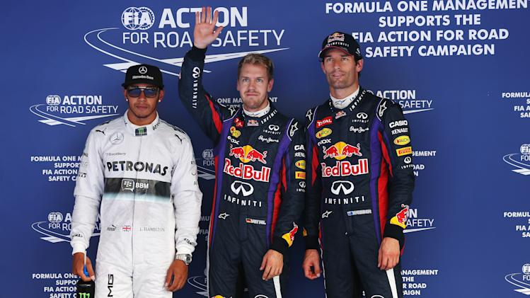 F1 Grand Prix of Korea - Qualifying