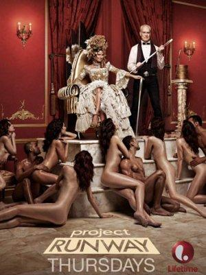 Naked 'Project Runway' Billboard Banned in Los Angeles (Photo)