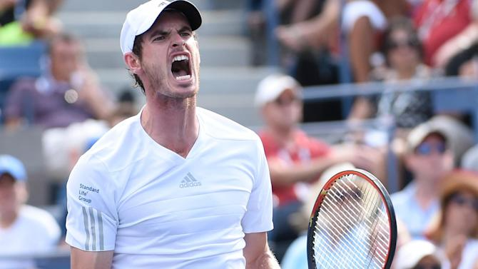 US Open - Murray outclasses Tsonga to set up Djokovic showdown