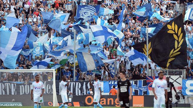 Ligue 1 - Marseille must deal with shortage of strikers