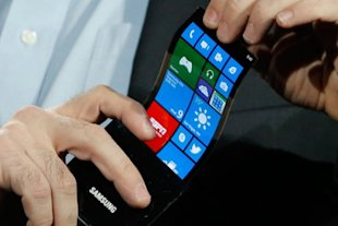 Samsung to Launch Flexible Display Phone in October image Samsung Flexible Display 600x400