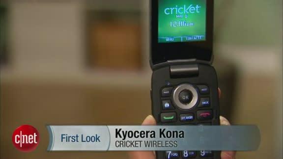 Hang loose with the Kyocera Kona