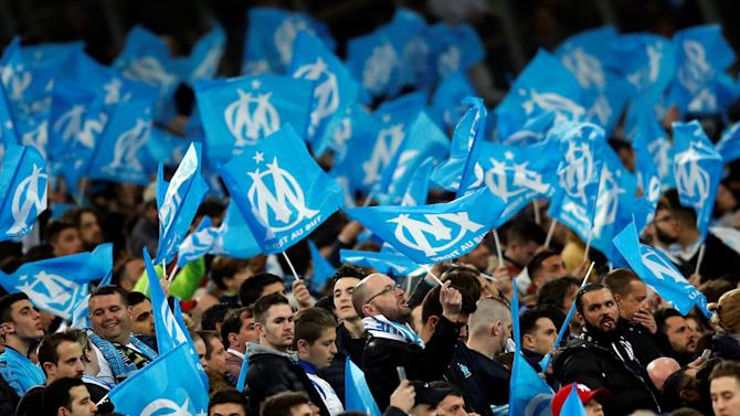 Football Soccer - Marseille v Paris St Germain - French Ligue 1