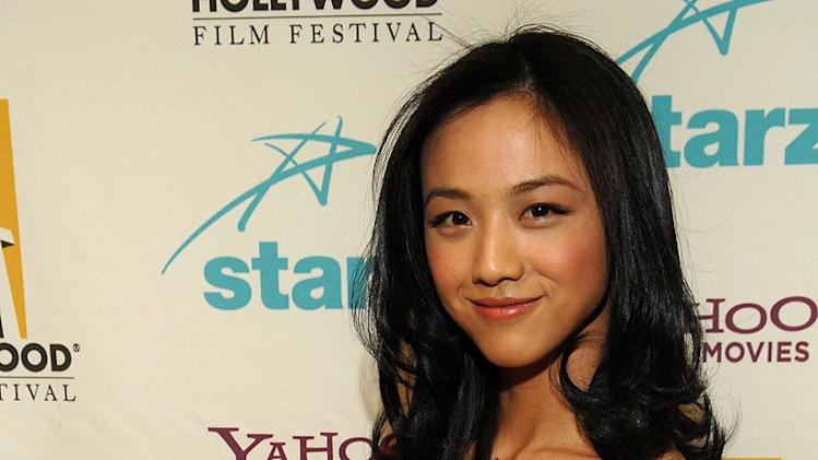 Hollywood Film Festival Awards 2007 Tang Wei
