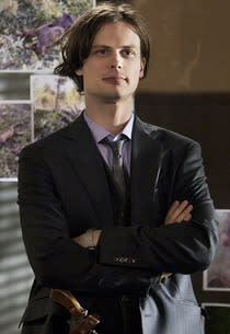 Mathew Gray Gubler | Photo Credits: Sonja Flemming/CBS.