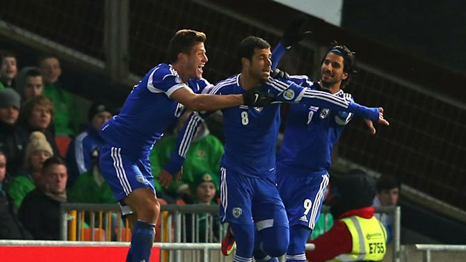 Northern Ireland v Israel - FIFA 2014 World Cup Qualifier
