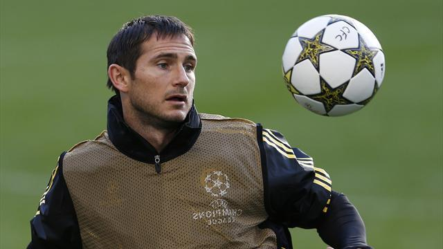 MLS chief would welcome Lampard