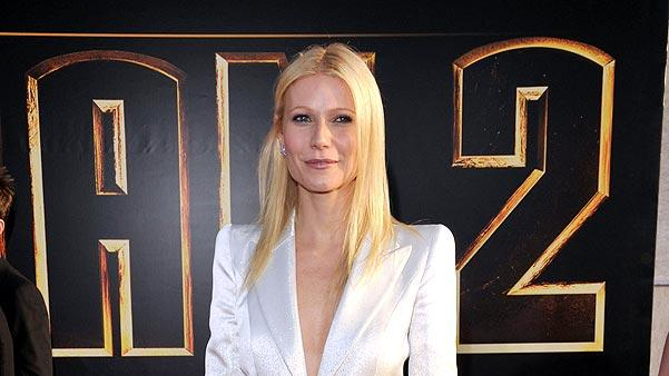 Paltrow Gwyneth Iron Man Pr
