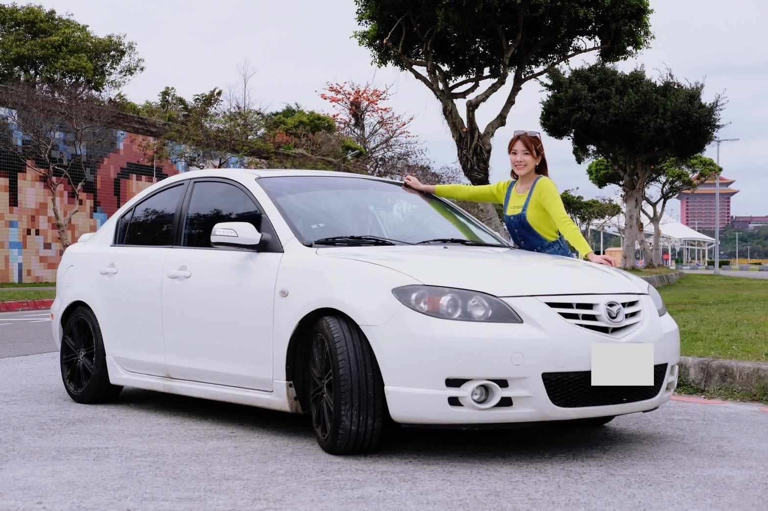 【明星聊愛車】小優新手駕駛選擇mazda3 下部車鎖定Mini Cooper外型動力兼具!