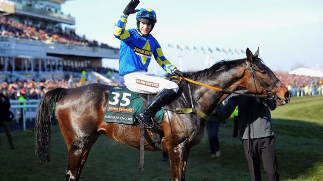 Horse Racing - Auroras Encore wins the Grand National