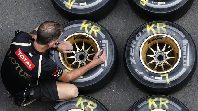 Formula 1 - Lotus braced for tough start to F1 season