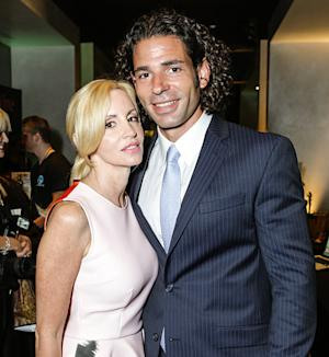 Camille Grammer Granted Restraining Order Against Boyfriend Dimitri Charalambopoulos After Alleged Physical Abuse