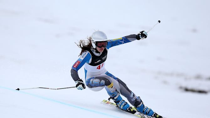Winter Games NZ - Day 6: Alpine Giant Slalom Women - FIS Australia New Zealand Cup