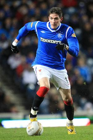 Kyle Lafferty, Rangers
