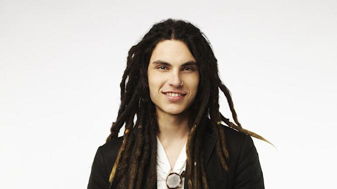 """Samuel Larsen competes in """"The Glee Project ."""""""