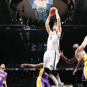 Lakers vs. Nets