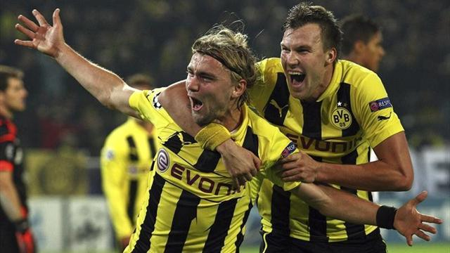 Bundesliga - Dortmund prove they can match Europe's best