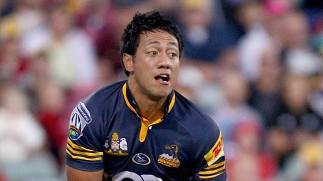 Rugby - Australia without Lealiifano for All Blacks test