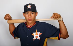 Carlos Correa, 20, has all the tools to be a star. (Getty)