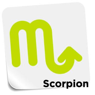 Horoscope scorpion 2012