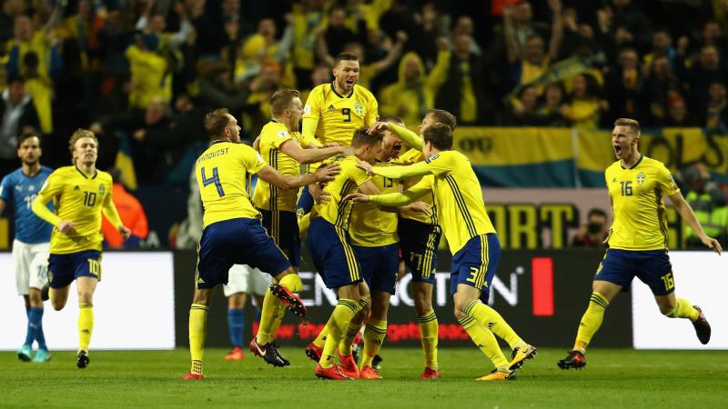 Sweden 1 Italy 0: Johansson leaves Azzurri and Ventura on the brink